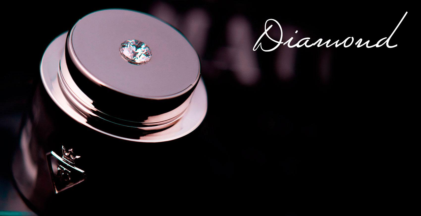 True Diamond Perfect Match Diamond Cap