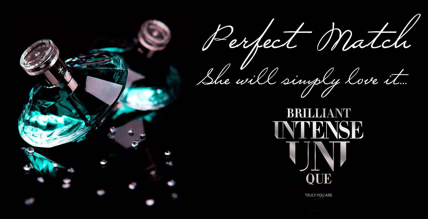 True Diamond Perfect Match Brilliant Intense Unique