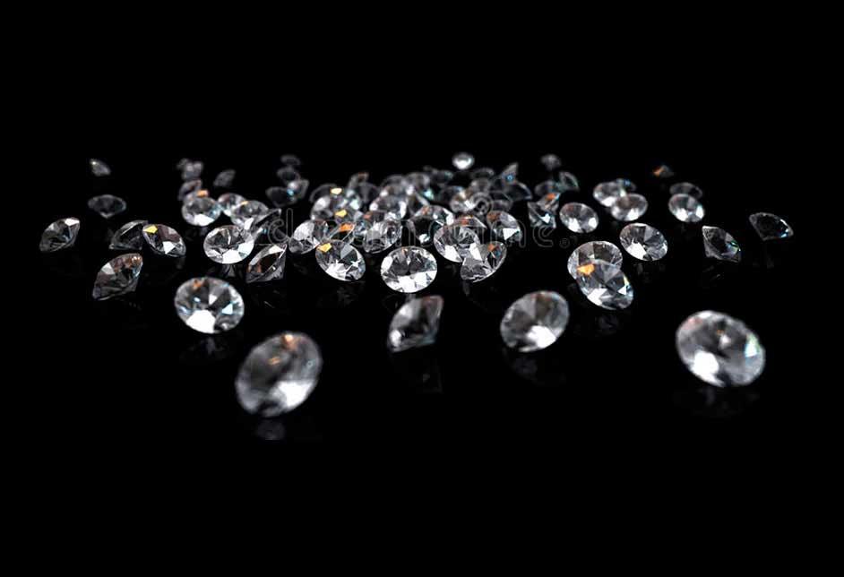 Diamante su profumo
