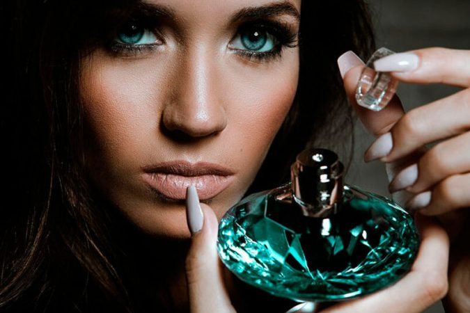 The Only Perfume With a Real Diamond: How It's Made?