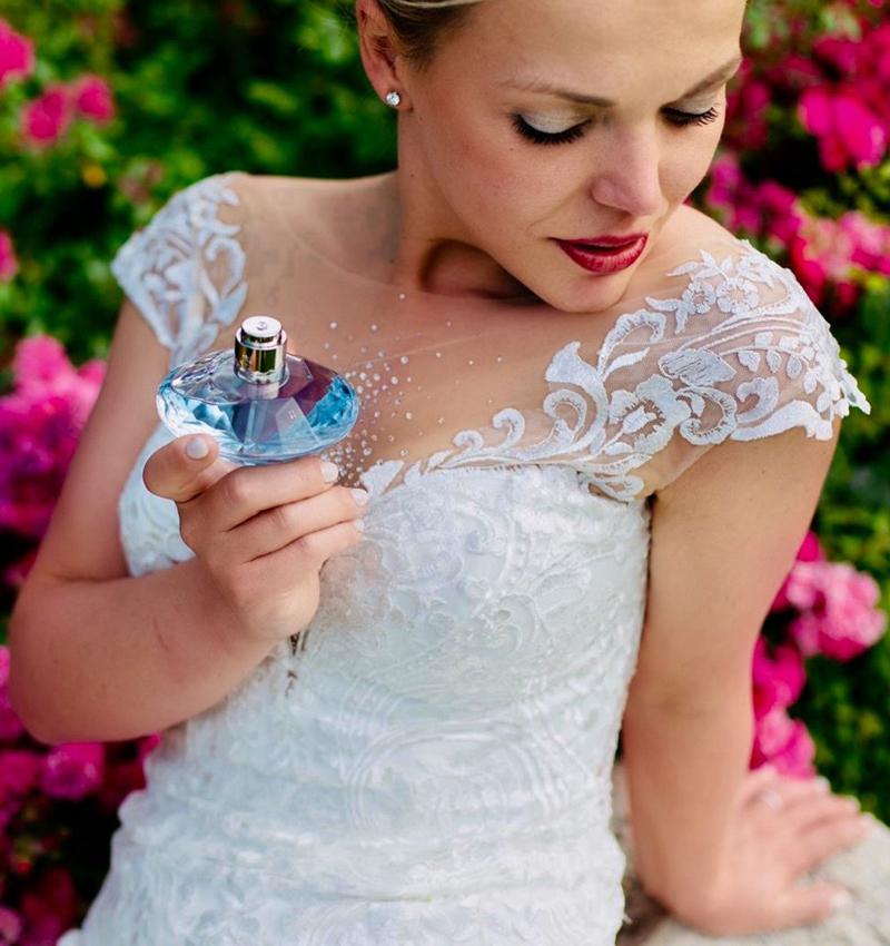 Profumo True Diamond con diamante: il regalo perfetto