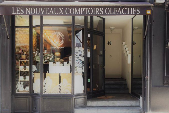 Perfect Match is now available at Les Nouveaux Comptoirs Olfactifs – Brussels